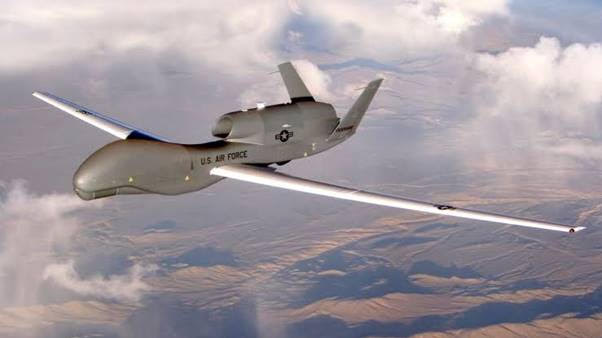 U.S. military remotely piloted aircraft (RPA) missing