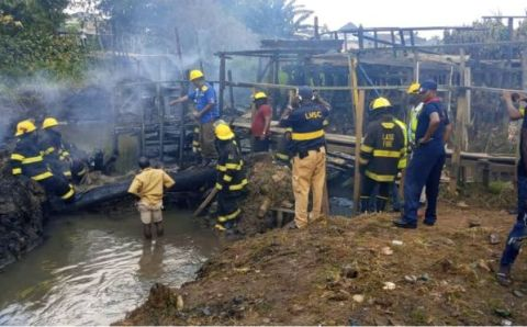 Vandalism: NNPC Hails Nigerian Naval Collaboration  … loses N20bn over pipeline breaches