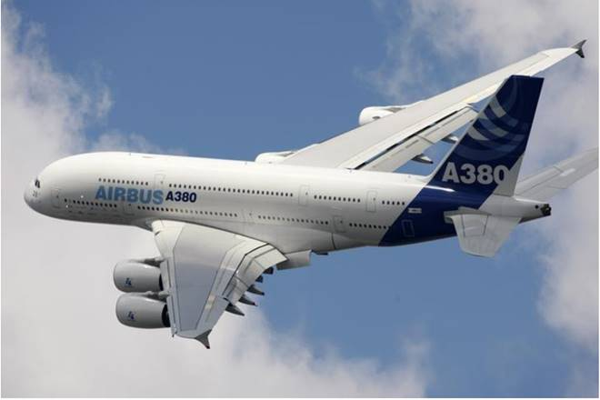 Airbus now world's largest plane maker