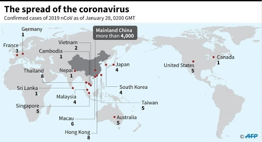 Vessels Call To Nigerian Seaports Drop AsGlobal Recession Looms Over Coronavirus