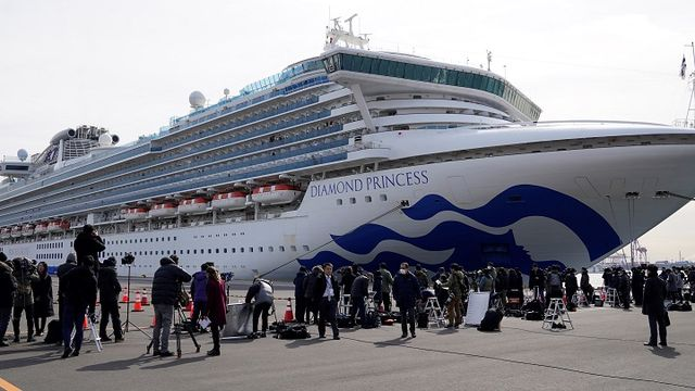 CORONAVIRUS UPDATE: 61 passengers on Japan cruise ship infected