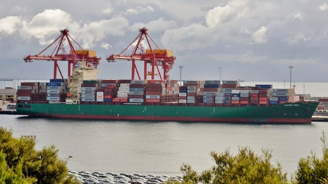 Boxship Maersk Tema Attacked by Pirates in Gulf of Guinea