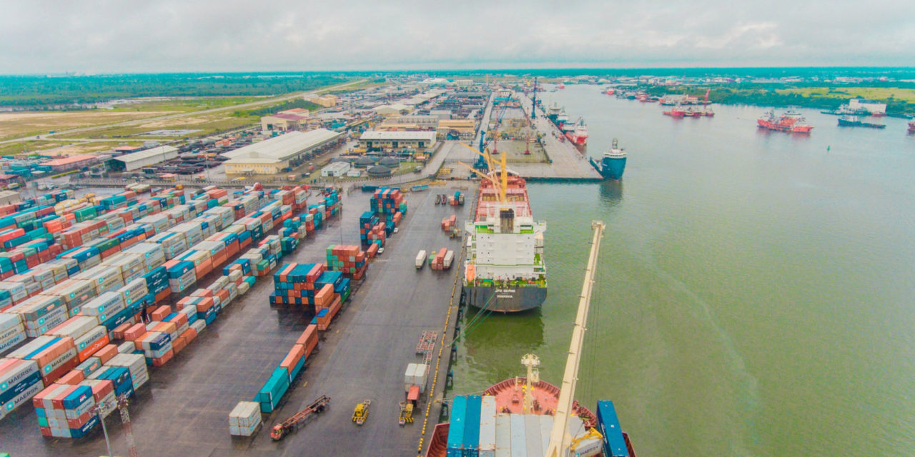 Port Operator Donates Masks, Gloves to Fight Covid-19 at Onne