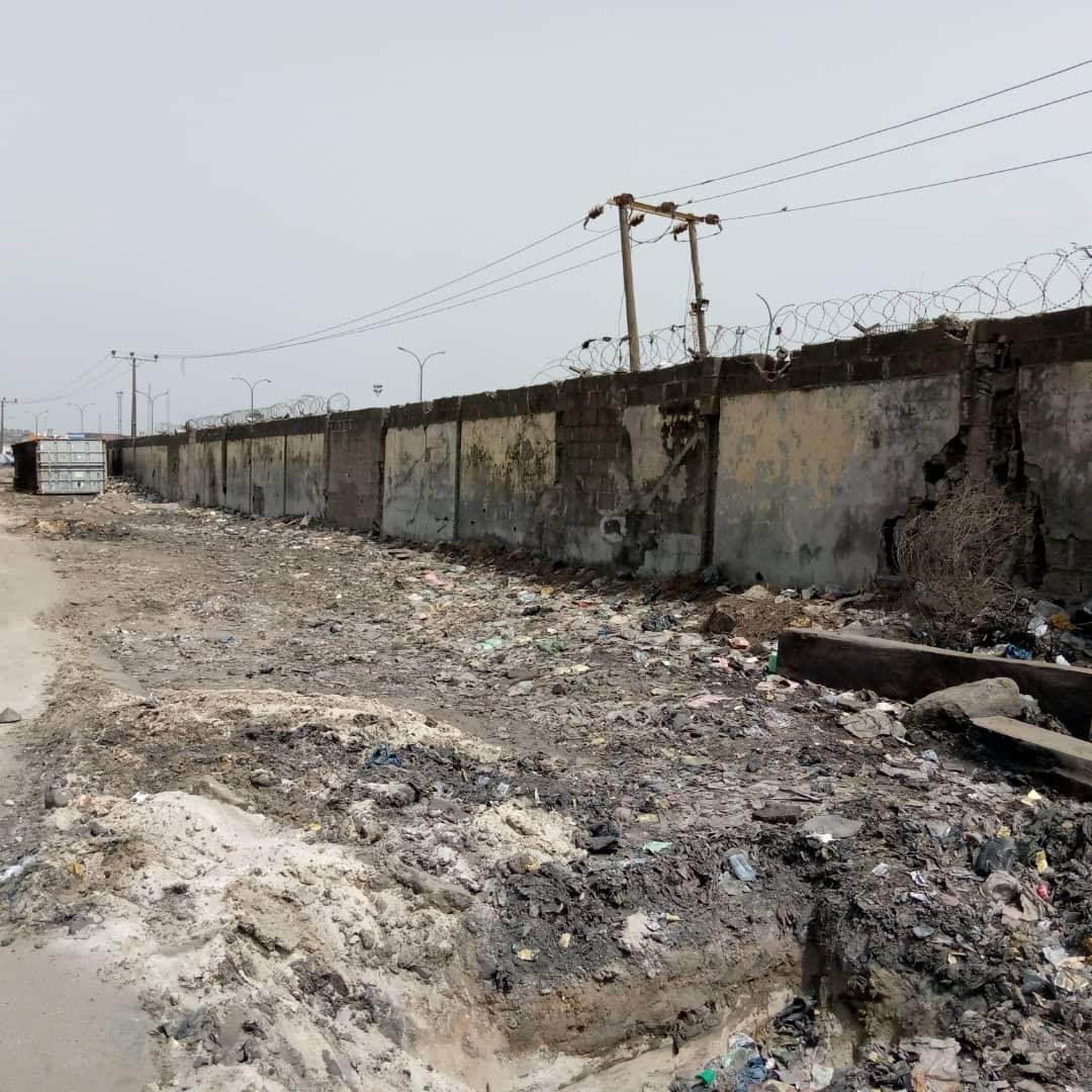 MWH to demolish NPA's Billion-Naira perimeter fence for Apapa road expansion