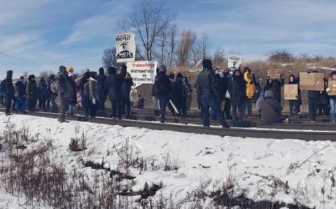 Eastern Canada: First Nation Rail Blockades Disrupt Port Operations