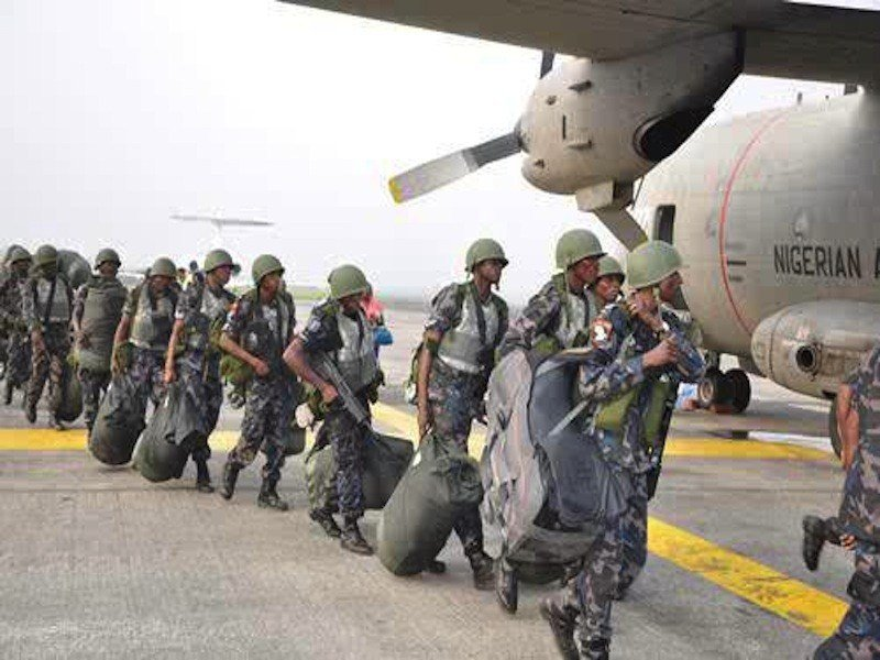NAF has capacity to secure Nigerians