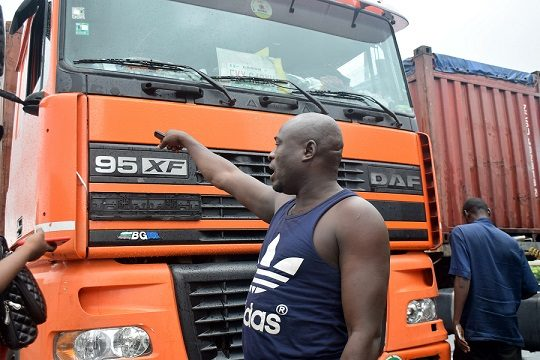 Truckers, agents accuse MSC Shipping of defrauding Nigerians.