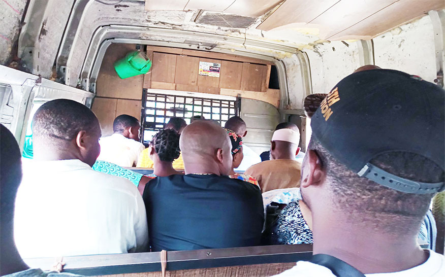 Lockdown Ease: RTEAN warns bus drivers, conductors