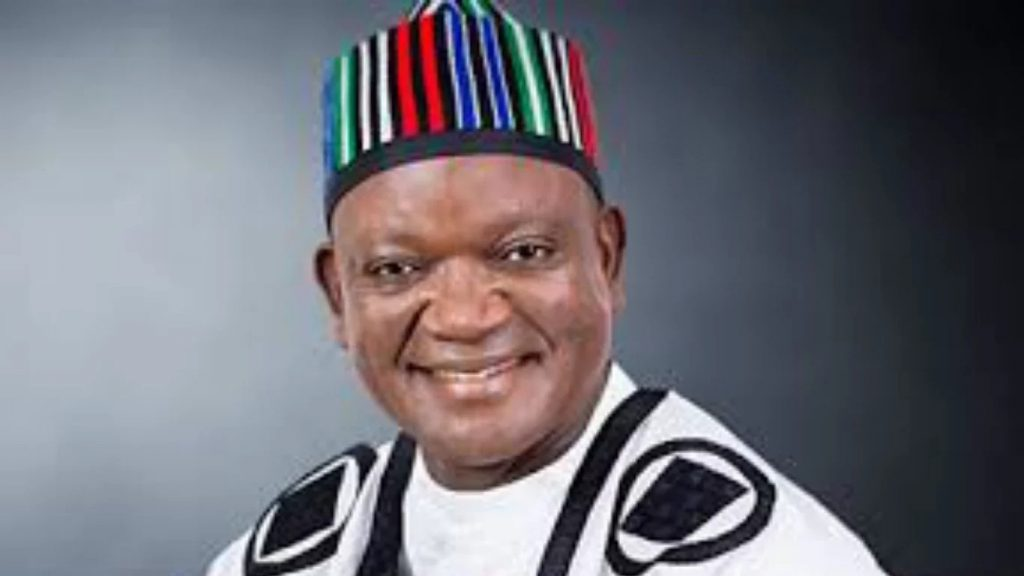 Avail Yourself of Testing, Ortom advises People with COVID-19 Symptoms  —  Rescinds order allowing religious activities, markets