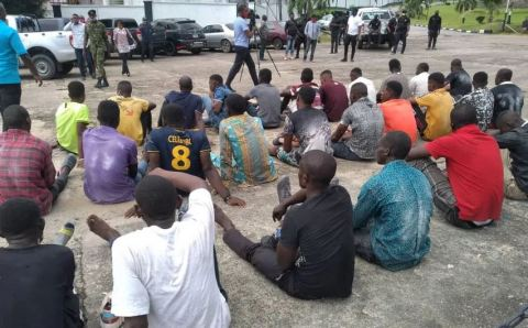 Navy: Cross River receives 42 suspected cultists
