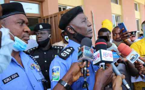 Police promises to interface with community members to maintain Social Order as Community Policing takes-off in Lagos