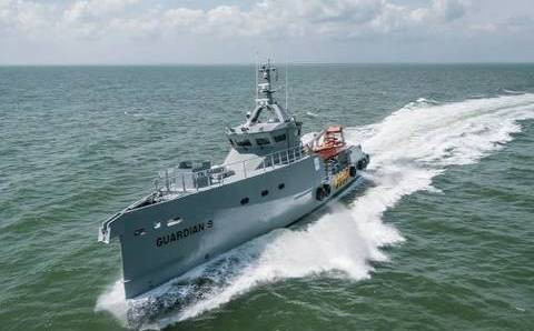 Nigerian Navy seeks acquisition of two warships
