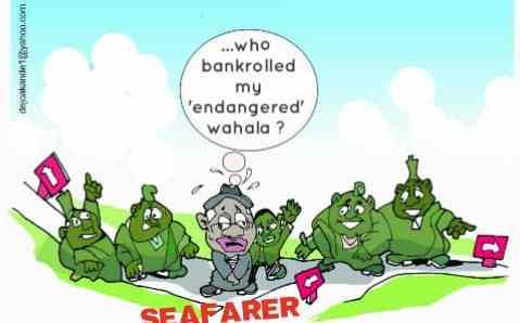 Nigerian Seafarers as Endangered Species