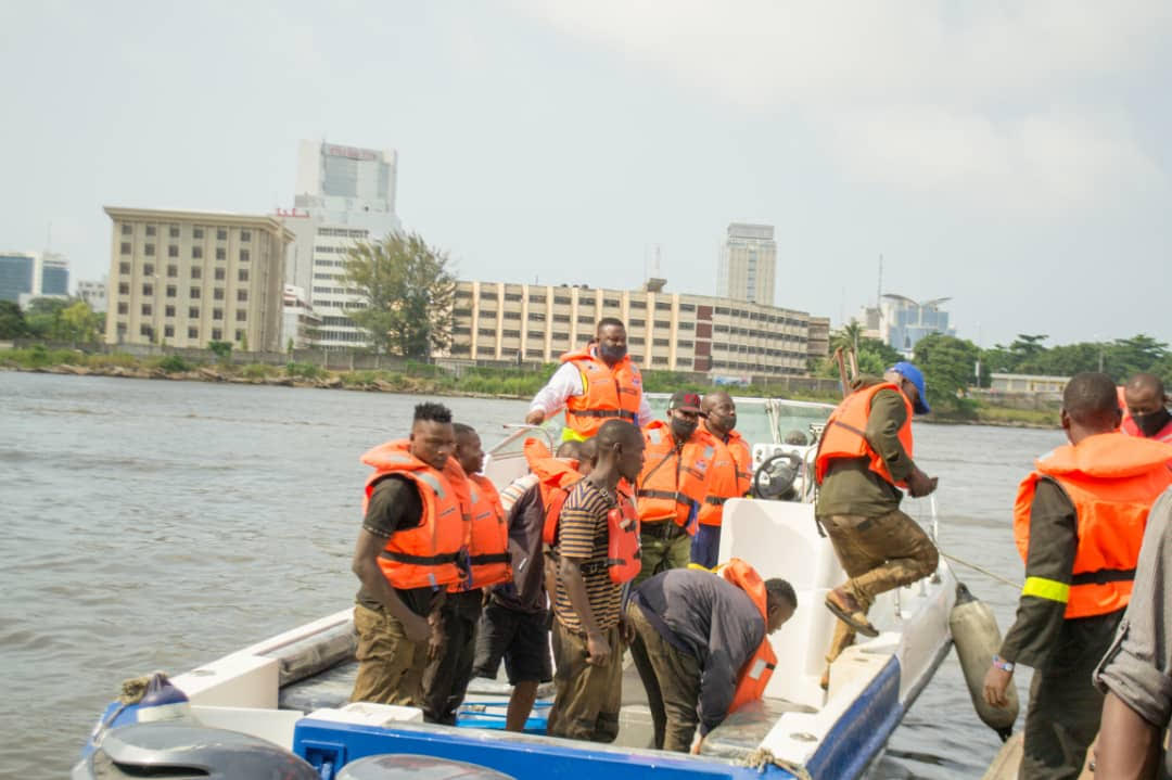 LASWA set to commence strict monitoring of waterways for 'ember' months safety