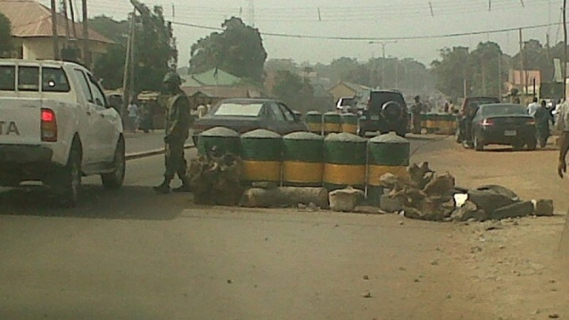 Customs, other security agents mount over 700 roadblocks between Lagos and Bayelsa — Osita Chukwu
