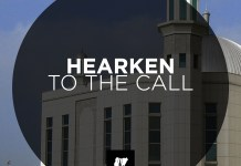 hearken to the call