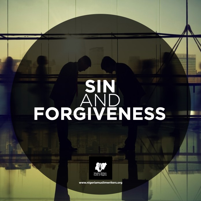 Sin and Forgiveness