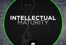 INTELLECTUAL MATURITY