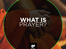 WHAT IS PRAYERS