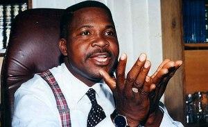Drop vengeance, release Dasuki – Ozekhome begs Buhari