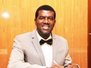 Reno Omokri Reacts to Alleged Recruitment of Ex-Boko Haram Members into Nigerian Army