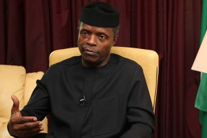 Osinbajo Visits Anambra, Delta, Sympathises With Flood Victims