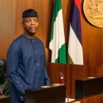 Osinbajo Receives Former British Foreign Secretary