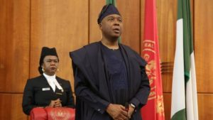 Saraki, Senators Storm Russian Parliament On Legislative Diplomacy