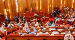 Senate Opens Condolence Register For Ali Wakili (Photos)