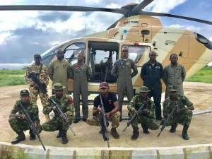 Air Force Deploys 2 Helicopters To Zamfara To Combat Terrorism