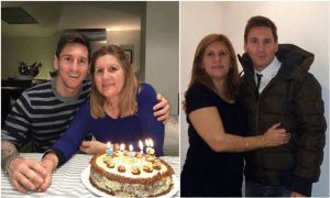 Here's Lionel Messi's Mother' Reaction After Penalty Miss In Argentina World Cup Opener