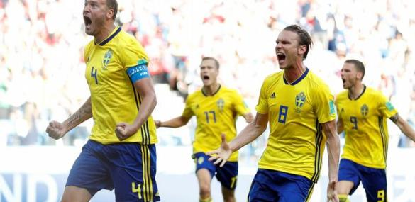 World Cup 2018: VAR Penalty Gives Sweden A Narrow Win Over South Korea