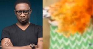Video: Emmanuel Ugolee Reacts after Nigerian man set his Jersey on fire Because Super Eagles Lost to Croatia