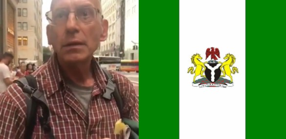 'Get Out of Nigeria If You Want to Get Ahead' – American Man