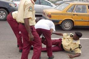 Lagos Driver, Abuchi Okpara Who Disappeared After Hitting LASTMA Official, Ogunmeru Arrested in Ghana