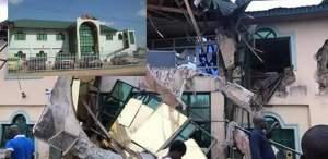 Retired Judge, Olamide Olayode Mobilises Fund to Rebuild Yinka Ayefele's Demolished N800m FM Building