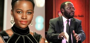 Slay Queen Sends Kenya's Lupita Nyong'o's Dad Revealing Photos and Messages