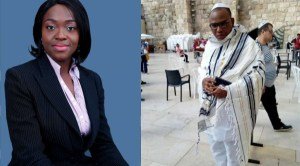 Igbos Can Be Very Blind- Presidential Aspirant, Eunice Atuejide Slams Nnamdi Kanu