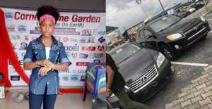 19-Year-Old Nigerian Girl Buys Two Cars For Her Parents (Photos/Video)