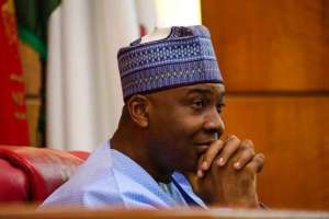 Saraki Heeds Court's Warning, Pays Omo-Agege's Entitlements