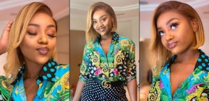 'You're Pregnant'- Troll Tell Davido's Girlfriend, Chioma As She Shares Adorable Photos