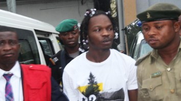 Naira Marley Car Theft