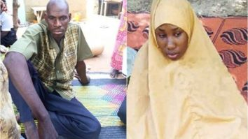 Leah Sharibu's father