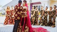 Isiagu Suit And Wedding Gown