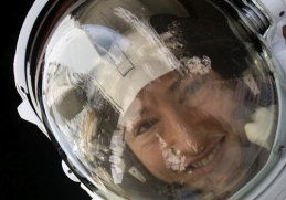 BREAKING: Record-Breaking US Astronaut, Christina Koch, Returns To Earth