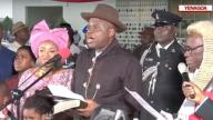 Douye Diri Sworn In As Bayelsa Governor