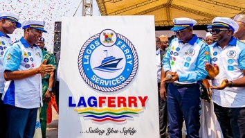 Lagos Governor, Sanwo-Olu, Launches Ferries To Ease Transportation