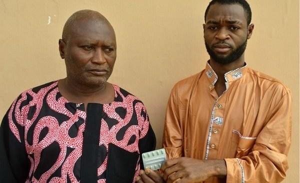 Muyiwa Otuyalo and son