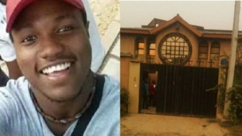 Michael Ohkide, drug addict, 23 Years Old Drug Addict Stabs His Parents To Death In Lagos