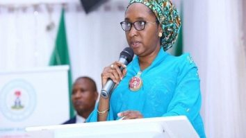 Finance Minister, Zainab Ahmed